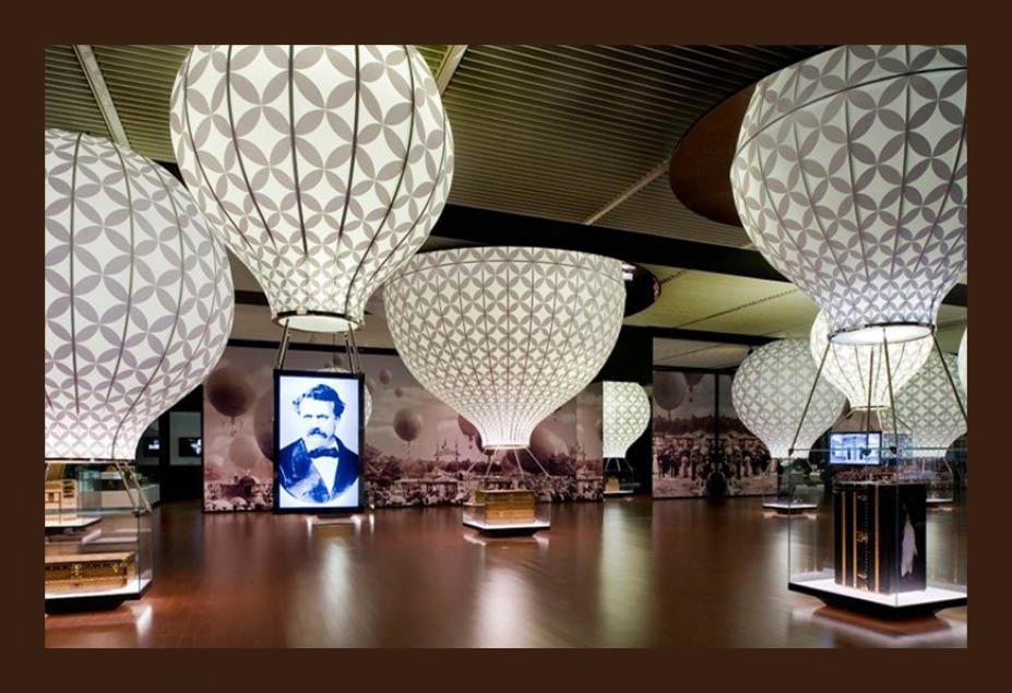 Louis Vuitton Voyages Exhibition