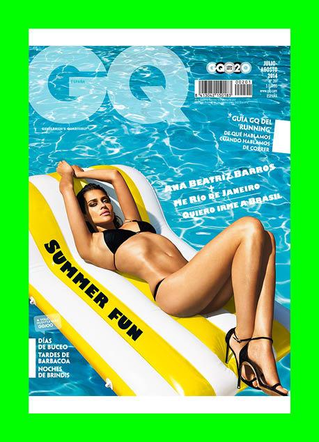 GQ Spain Cover