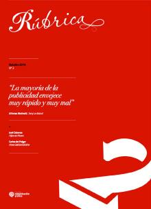 Artículo Revista Rúbrica